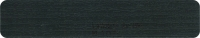 22*0.40 mm yıldız freze siyah pvc bant