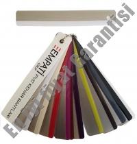 22*1 mm Çift Renk High Gloss Kenar Bant