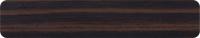 22*0.80 mm koyu zebrano pvc bant