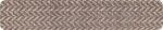 22*0.40 mm yıldız chevron pvc bant