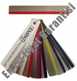 22*1 mm Çift Renk Akrilik Kenar Bandı